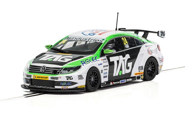 VW Passat CC NGTC Team HARD - BTCC 2017 Jake Hill