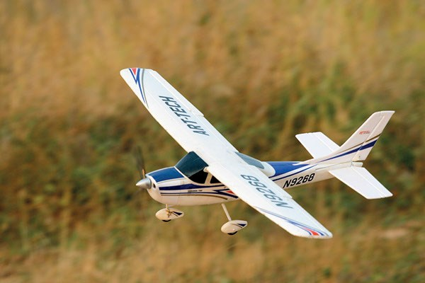 ART-TECH 400 CLASS BRUSHLESS CESSNA 182-LI-PO BAT.