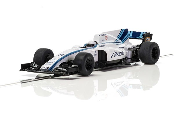 2017 WILLIAMS FORMULA 1 CAR F.MASSA