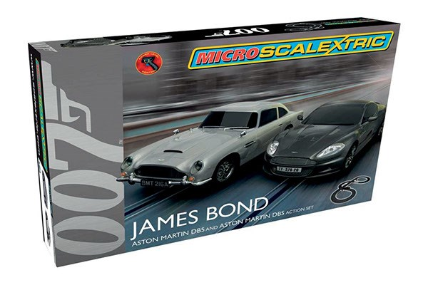 Scalextric Micro Scalextric James Bond