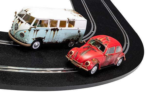 VW BEETLE&CAMPER VAN-WEST COAST RAT LOOK-LMTD