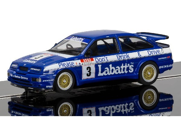 Ford Sierra RS500, Tim Harve